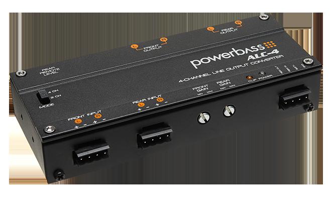 ALC-4 Four Channel Line Output Converter