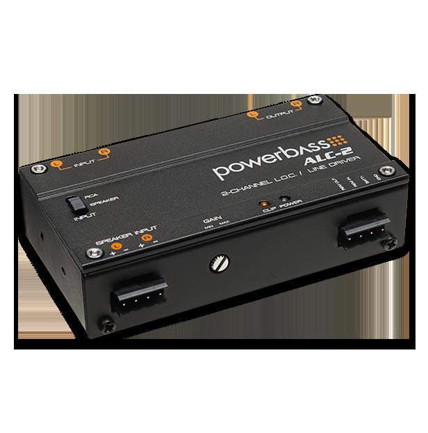 ALC-2 Line Output Converter / Line Driver