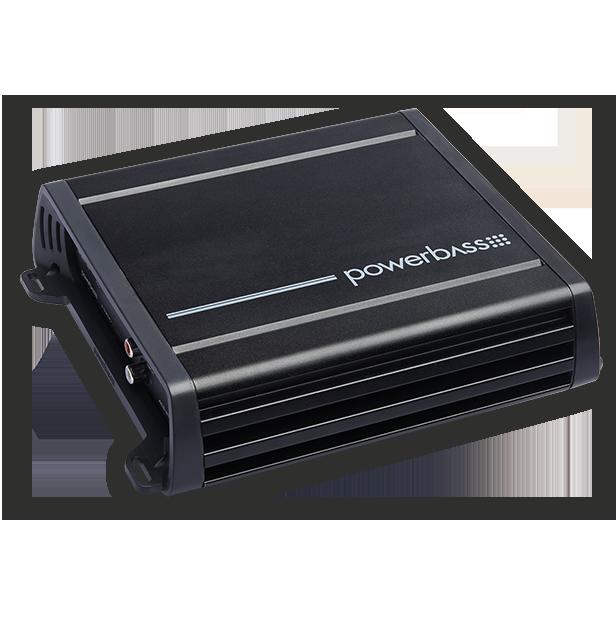 ACS-2120 2ch Compact Amplifier