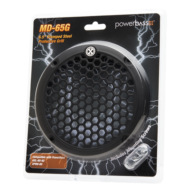 MD-65G Stamped Steel Grill