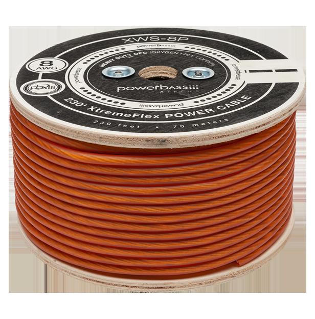 XWS-8P 8 AWG Power Wire