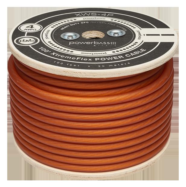 XWS-4P 4 AWG Power Wire