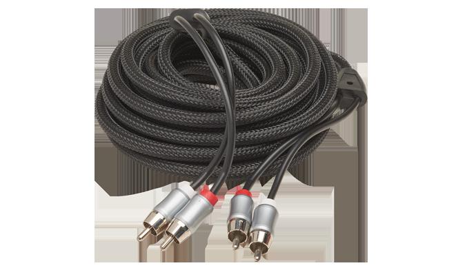 XRCA-176  17' Premium 6-Channel RCA Cables